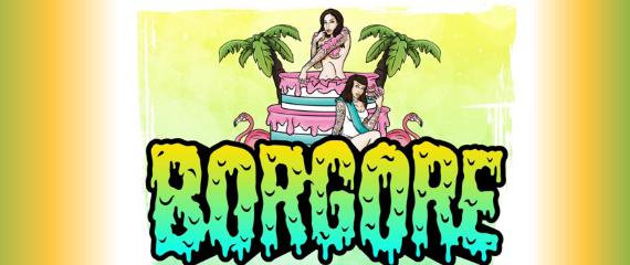 Borgore's Bakery Tour – Tasty Stuff?