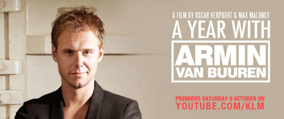 A Year With Armin Van Buuren Hammarica PR Electronic Dance Music News