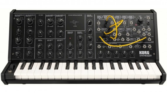 BREAKING NEWS: KORG UNVEILS MS 20 MINI @ NAMM