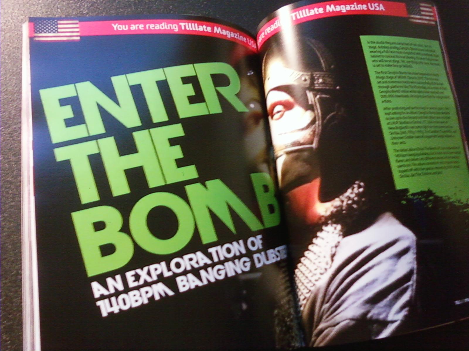 GENGHIS BOMB EXCLUSIVE INTERVIEW