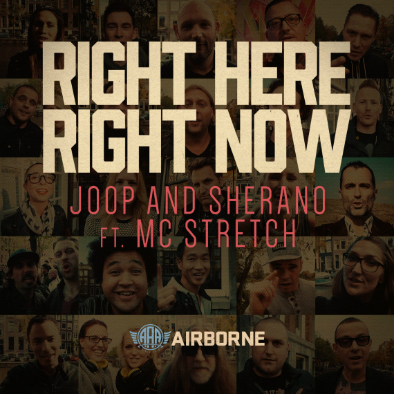 JOOP, SHERANO & MC STRETCH UNITE FOR A BANGER