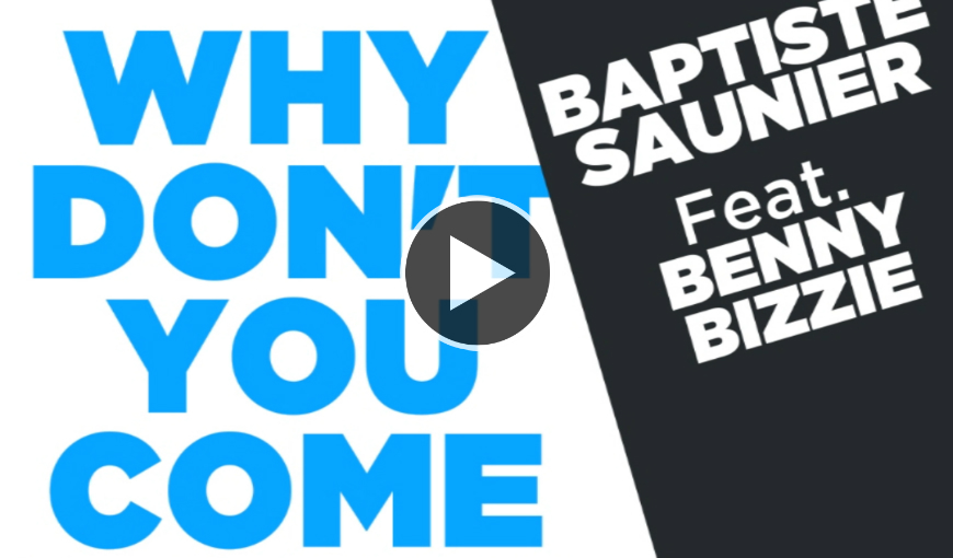FOOD FOR REMIXERS: ACAPELLA OF 'WHY DON'T YOU COME DOWN' FREE AVAILABLE!