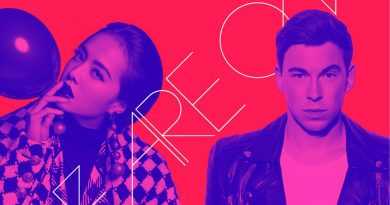HARDWELL & ASIAN POP QUEEN JOLIN TSAI RELEASE 'WE ARE ONE'