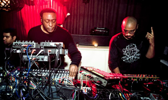 Hammarica.com Daily DJ Interview: Octave One