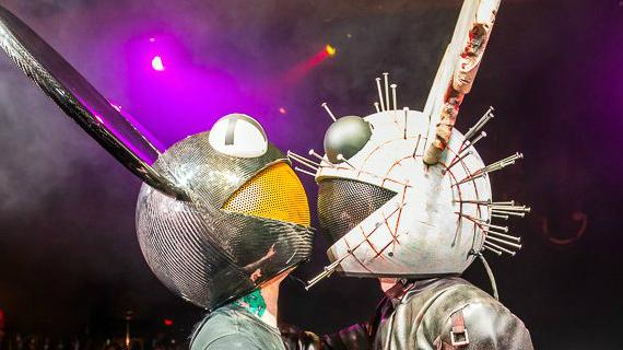 DEADMAU5 To Headline Ultra Music Festival