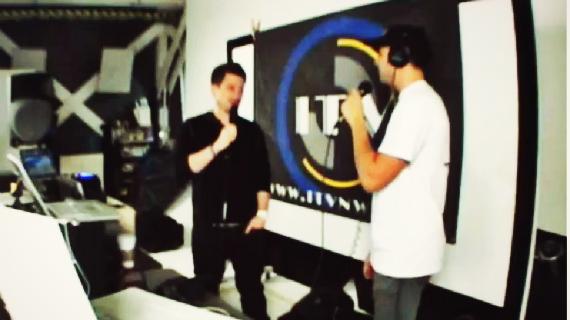 Hammarica.com Daily DJ Interview: KENNETH THOMAS ON ITV LIVE