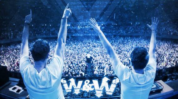 W&W ROCKING MADISON SQUARE GARDEN