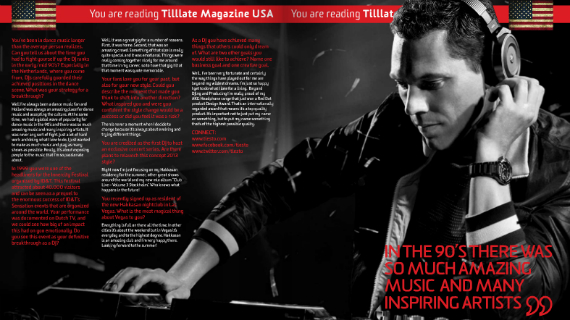 TIESTO: 'It's Always About Evolving And Trying Different Things'