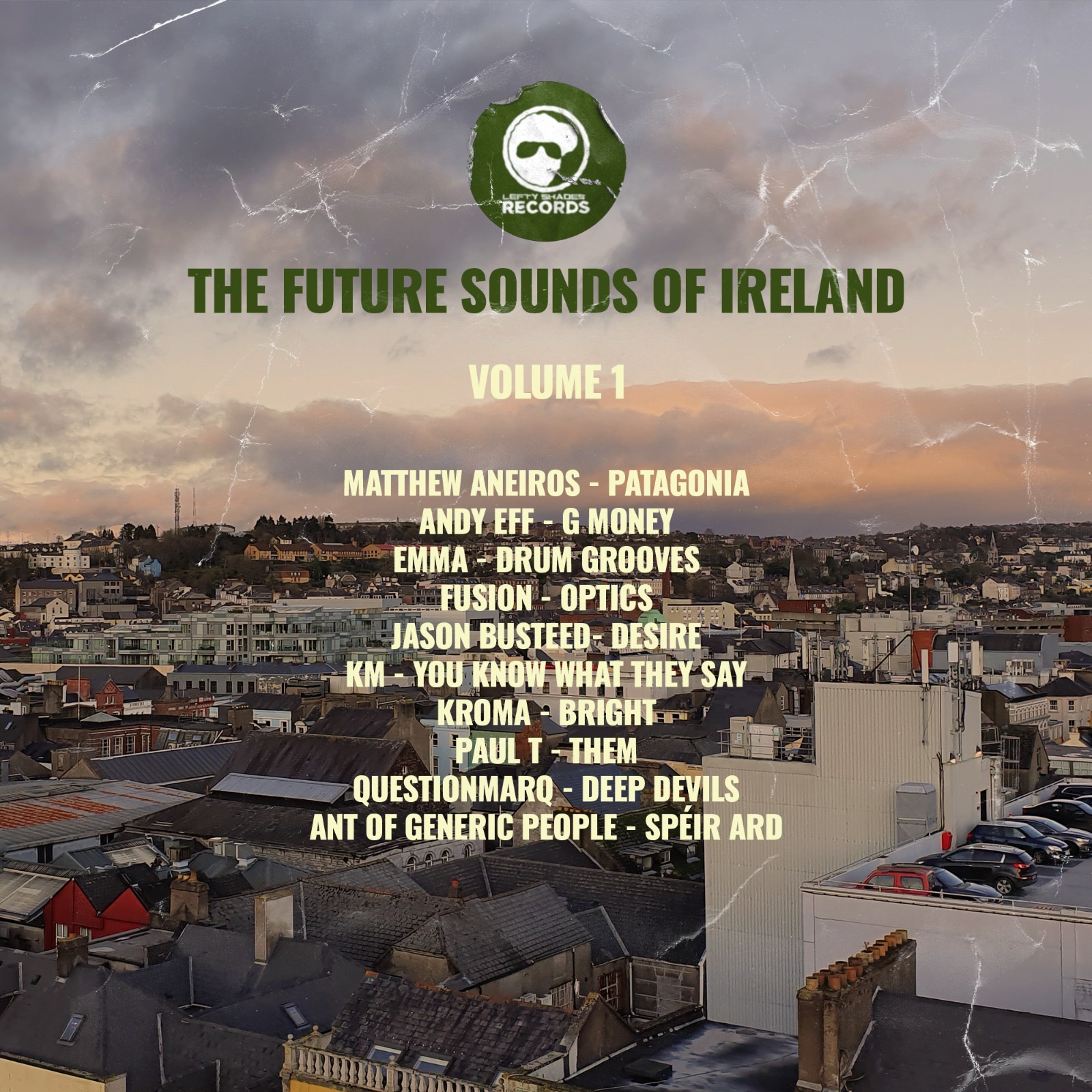 THIS IS 'THE FUTURE SOUNDS OF IRELAND'